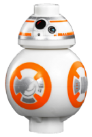 Lego Star Wars The Force Awakens: BB-8 - Minifigure